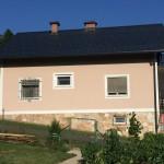 Referenz Salamon & Scherr - Flüsterleises Leichdach Dachsanierung Paldau